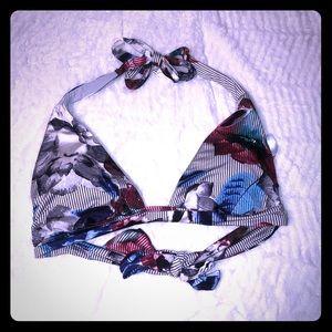 NWOT The Bikini Lab swimsuit triangle top